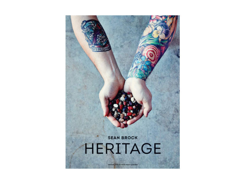 James Beard Award-winning chef Sean Brock has put together one of the most stunning cookbooks we've seen all year. Your food-
