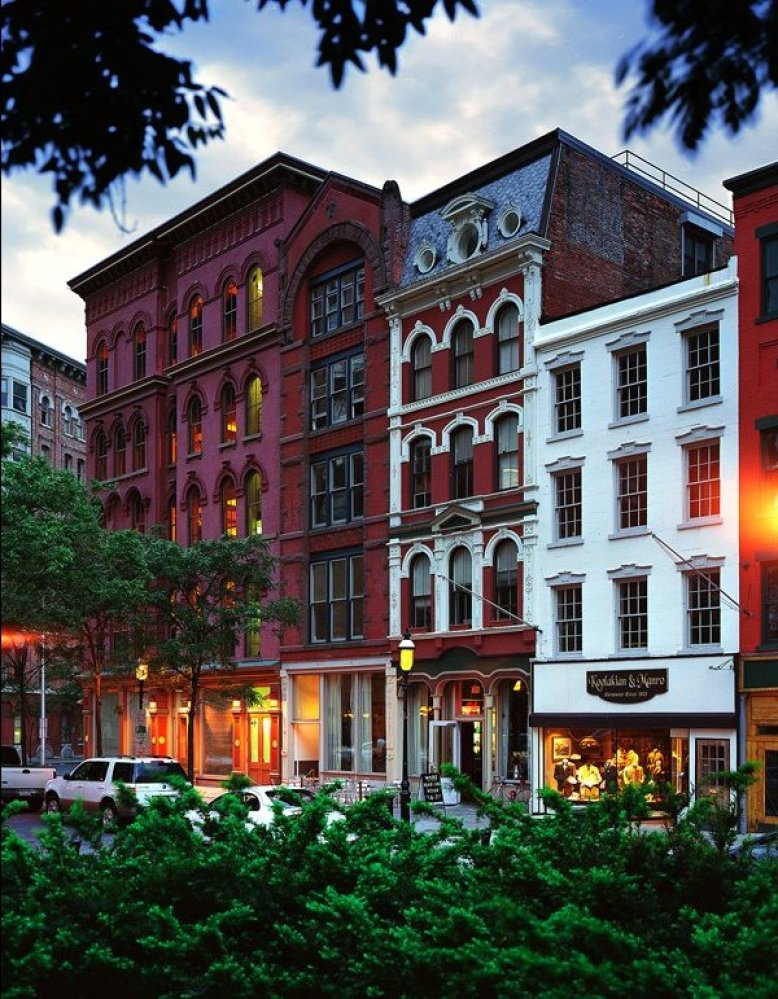 "<strong>See More of <a href=""http://www.travelandleisure.com/articles/americas-best-college-towns/9?xid=PS_huffpo"">America's"