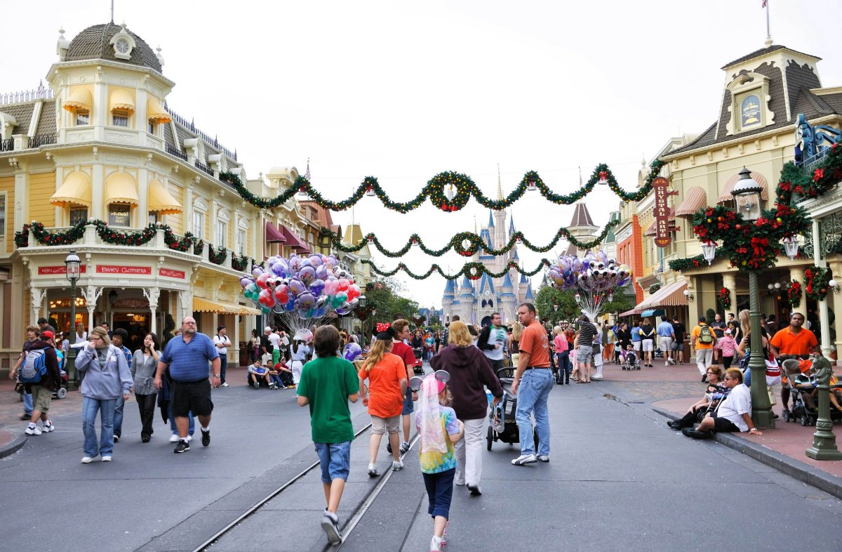 """<strong>See More of <a href=""""http://www.travelandleisure.com/articles/disney-christmas-travel-tips/9?xid=PS_huffpo"""">Disney Ch"""