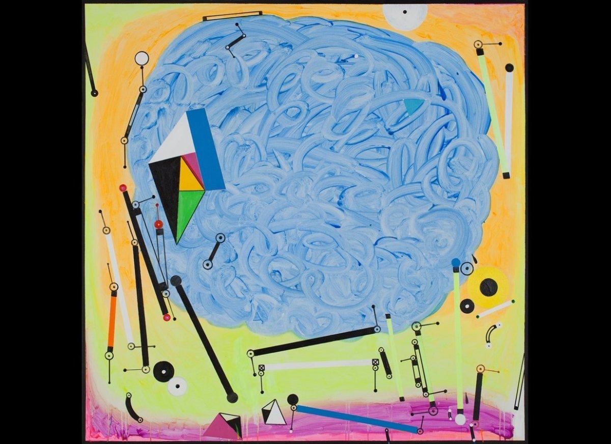 "Luis Cruz Azaceta. Courtesy of <a href=""http://arthurrogergallery.com"" target=""_hplink"">Arthur Roger Gallery</a>, New Orleans"