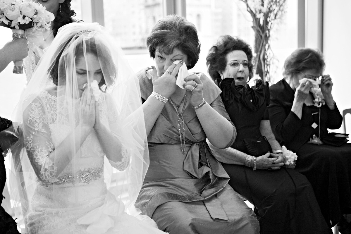The Stories Behind These Emotional Wedding Photos Are So Full Of Love