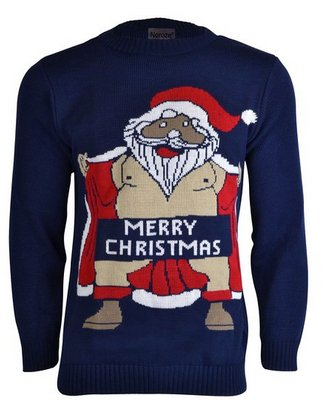17 naughty christmas sweaters that will ruin the holidays - Inappropriate Christmas Sweaters