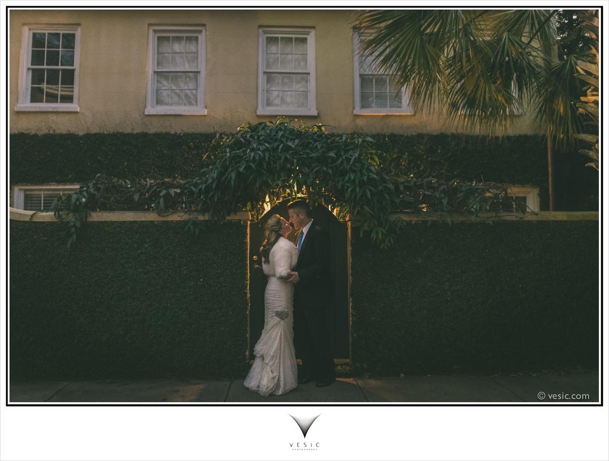 """Kevin and Carla had a beautiful and intimate Thanksgiving weekend wedding in Charleston, South Carolina."" - Hooman Bahrani"