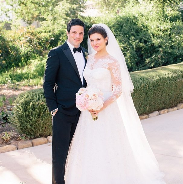 unforgettable celebrity weddings of 2014 huffpost