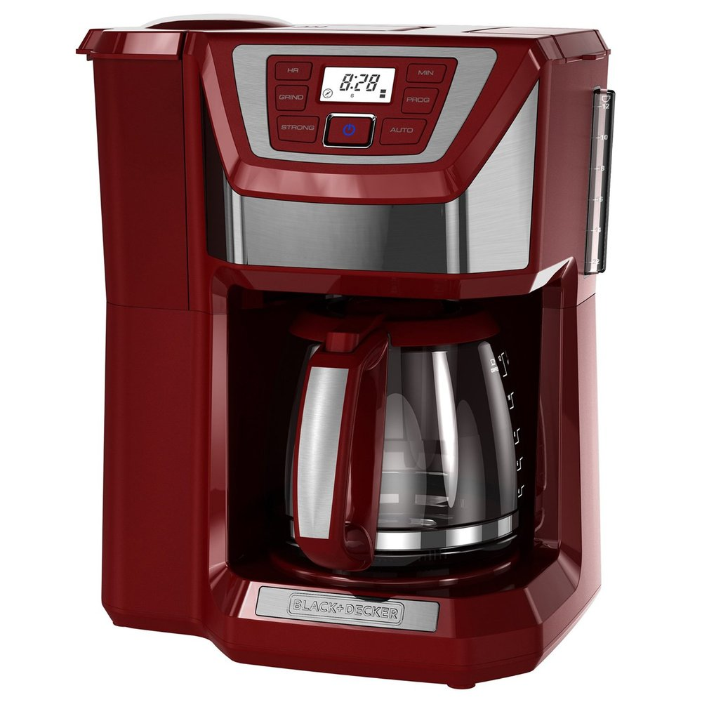 "<a href=""http://www.amazon.com/Black-Decker-CM5000B-12-Cup-Coffeemaker/dp/B00LU2I46E"" target=""_blank"">Black and Decker CM5000"