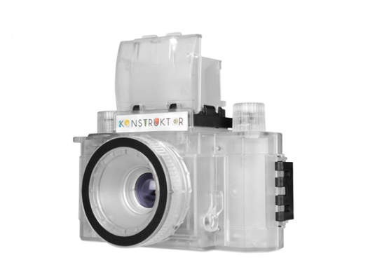 We have become too 'hands-off' as creators, or at least that's the view of Lomography. To combat this they have created the <