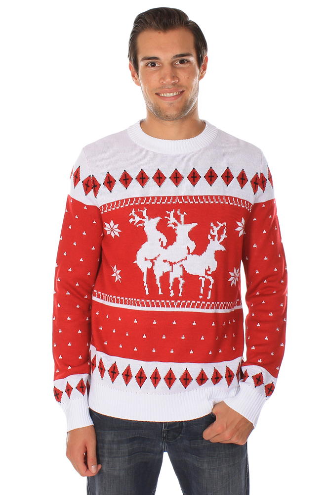 As in all things, not just Christmas sweaters, ugliness is in the eye of