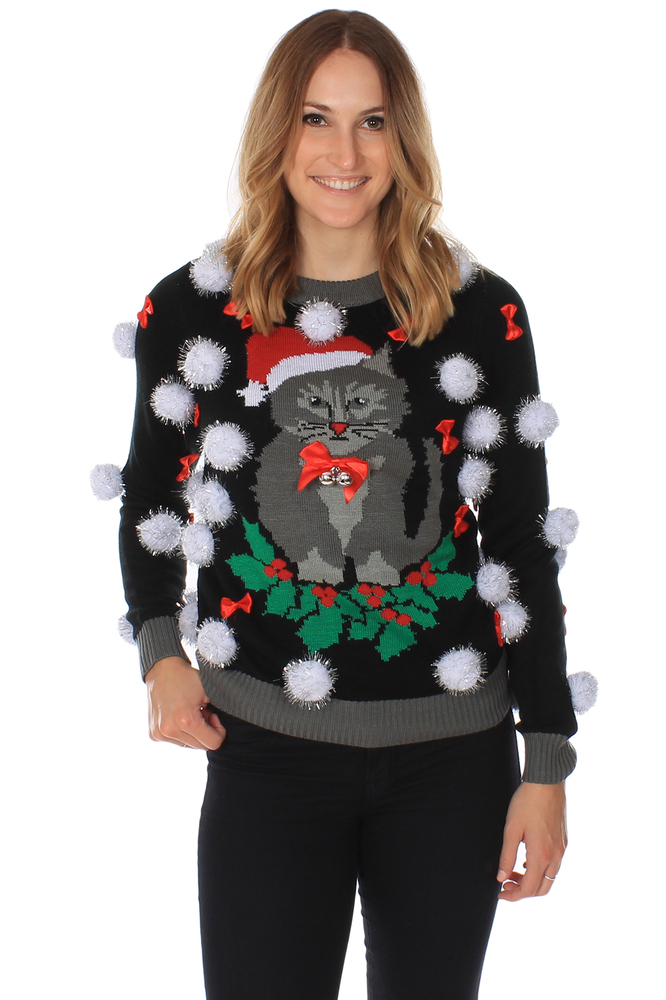 The Ugliest Ugly Christmas Sweaters Of The Season | HuffPost