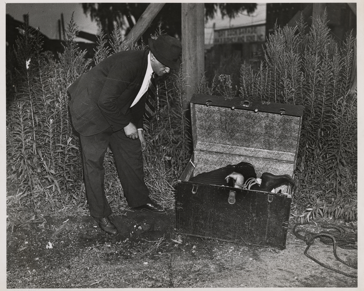 Before Serial A Dark Photographer Named Weegee Led An