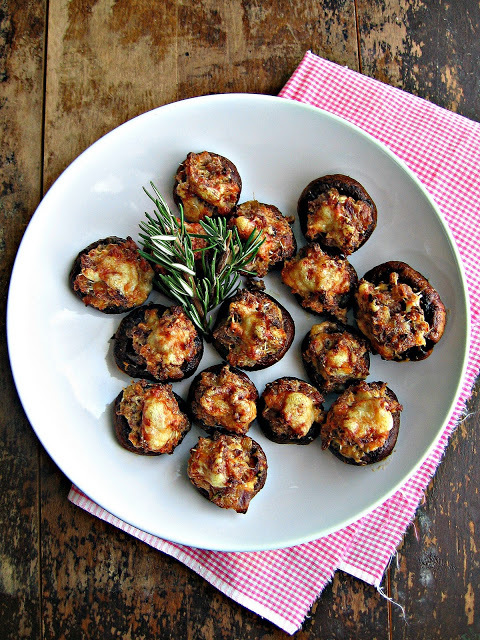 Stuffed Mushroom Recipes That Win The Prize For Best ...