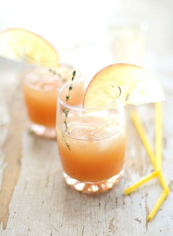 """<strong>Get the <a href=""""http://www.versesfrommykitchen.com/2011/11/cocktail-recipe-cider-rum-punch.html"""">Cider Rum Punch rec"""