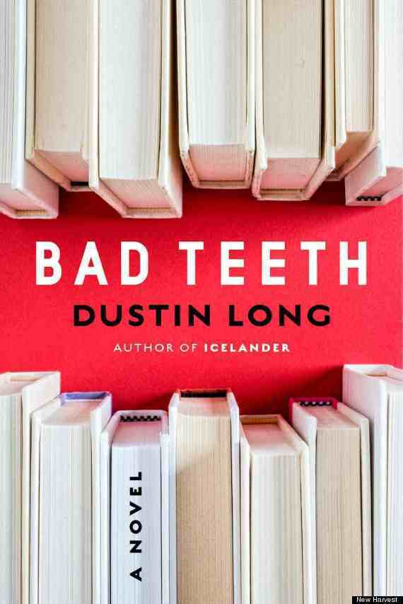 White Teeth Book Cover : Beautiful book cover designs to swoon over huffpost