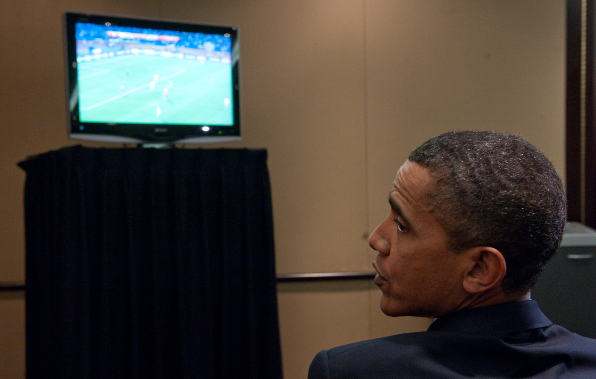 "In June 2014, <a href=""http://www.washingtonpost.com/blogs/post-politics/wp/2014/06/27/presidents-have-favorite-television-sh"