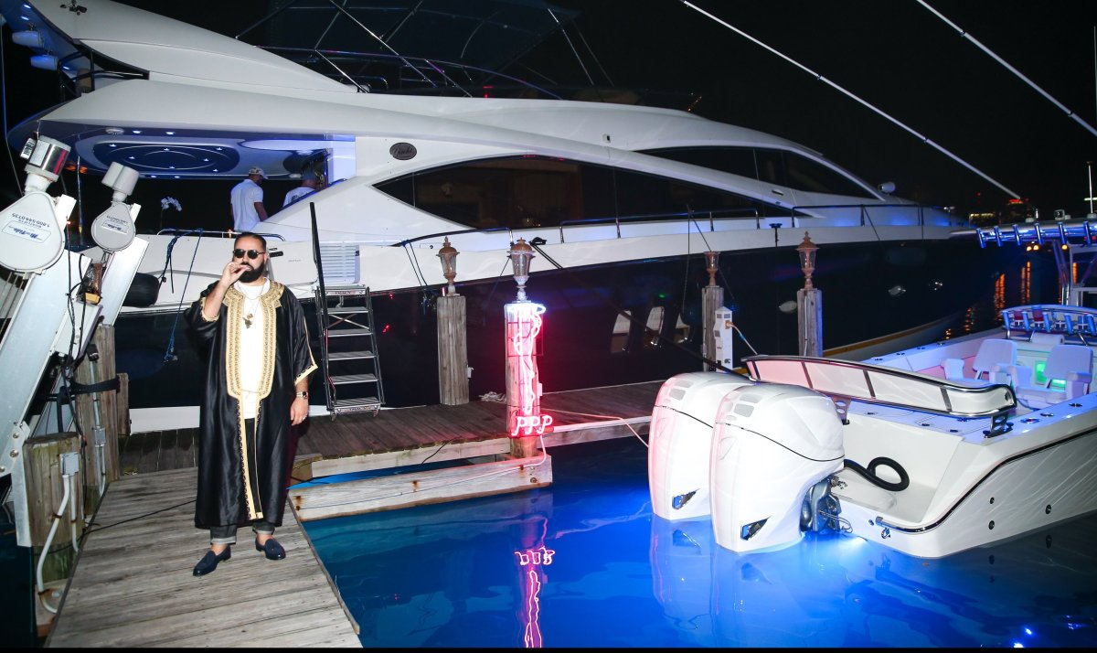 Yachts and Cigars