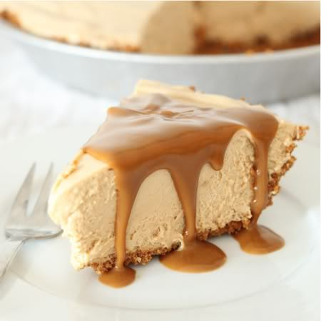 "<strong>Get the <a href=""http://www.texanerin.com/2011/09/biscoff-pie-a-k-a-speculoos-pie.html"" target=""_blank"">Biscoff Pie r"