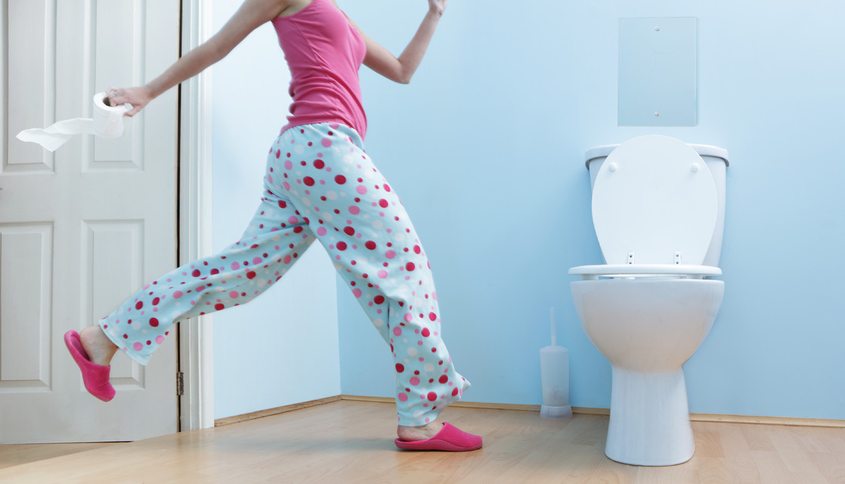 """Visiting the bathroom more than usual? It could be a sign that you're diabetic. The reason this happens, <a href=""""http://www."""