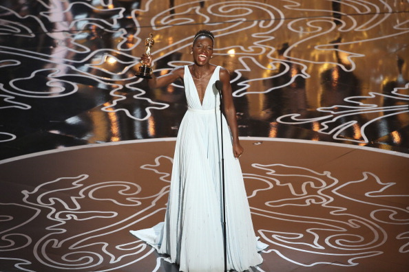"Lupita Nyong'o's role in ""12 Years A Slave"" not only netted the 31-year-old <a href=""http://www.huffingtonpost.com/2014/06/25"