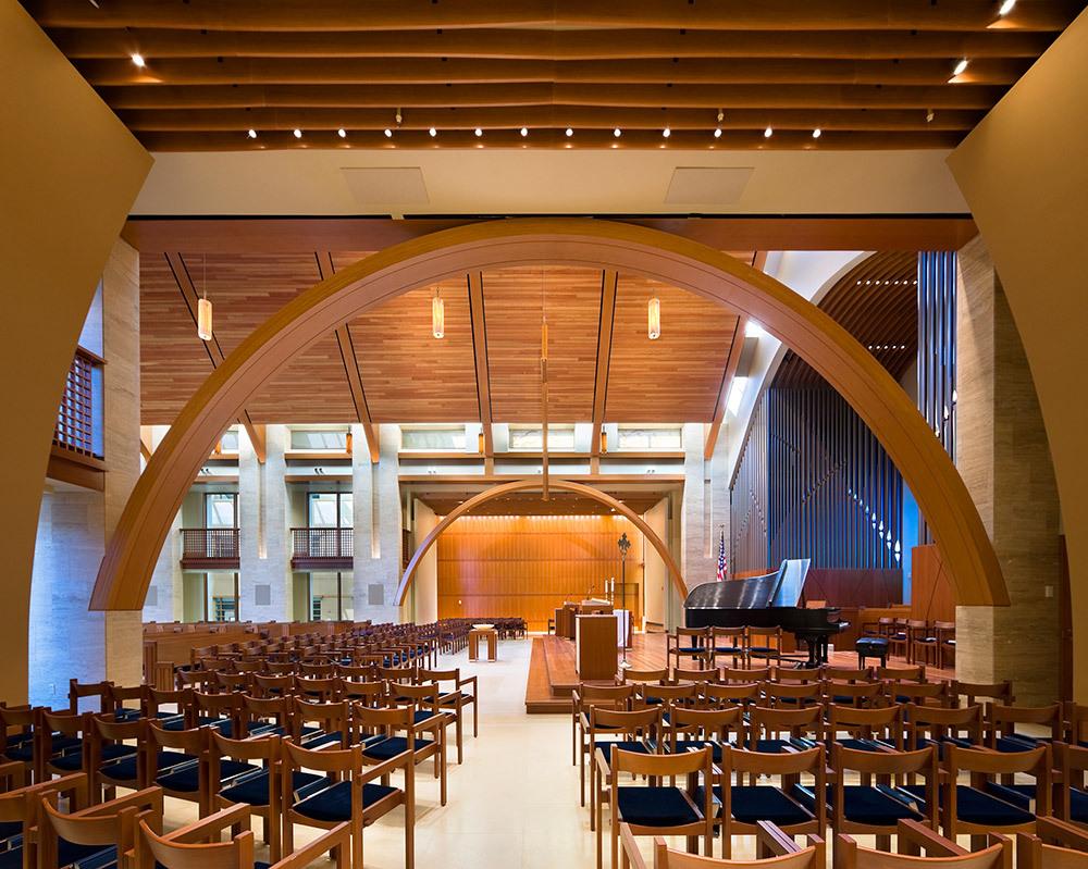 West Side Presbyterian Church <br>Ridgewood, New Jersey <br>Newman Architects, PC