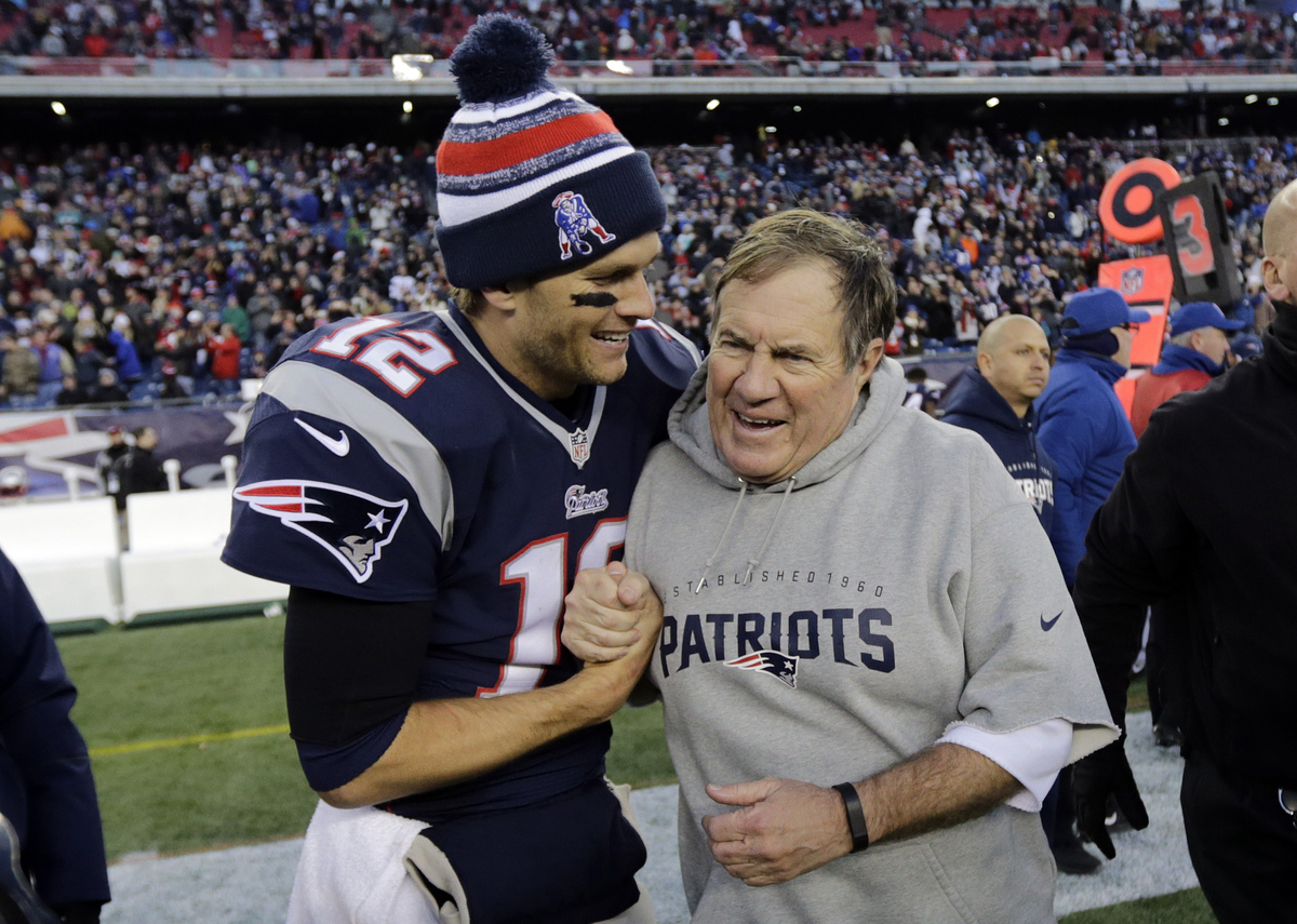 Seed: No. 1, AFC<br>Up Next: First-round bye<br>Odds To Win Super Bowl: 3/1<br>Regular-Season Record: 12-4