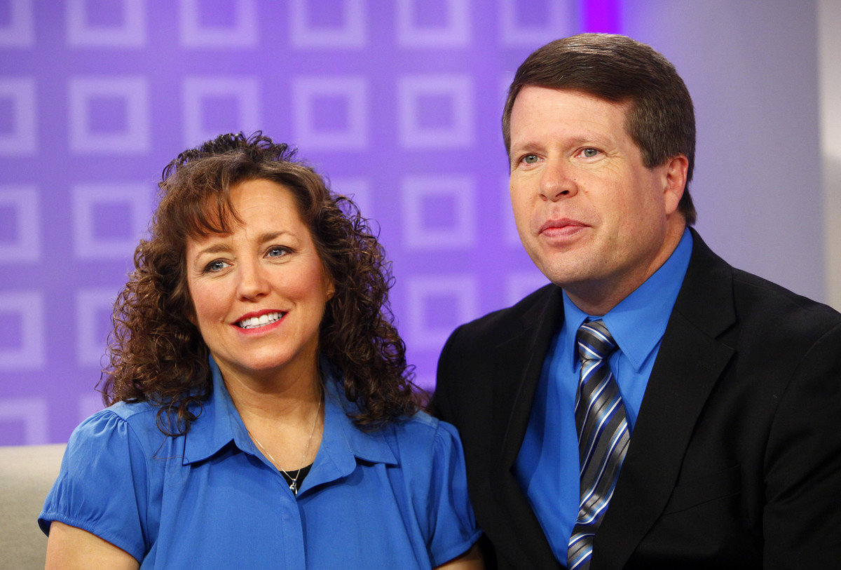 """Jim Bob and Michelle Duggar of """"19 Kids and Counting"""" fame joined a strange group of reality TV stars turned anti-LGBT activi"""