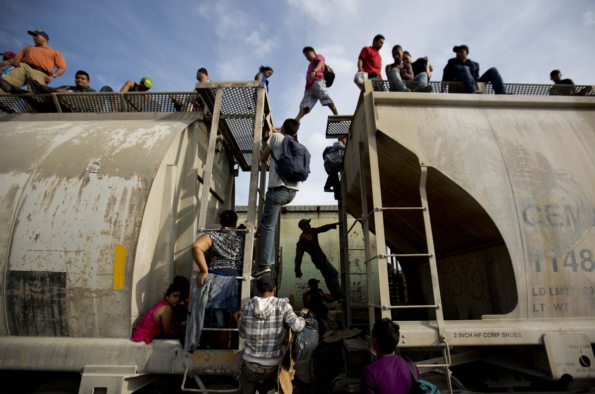 A sharp uptick in the number of unaccompanied minors from Central America crossing the border illegally caught the country's