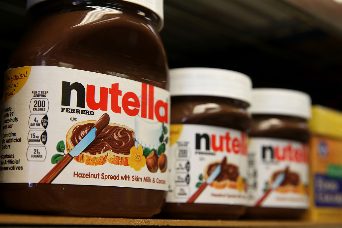 Nutella is heavenly, don't get us wrong, but what happened to the days when it was reserved as a special treat? As something