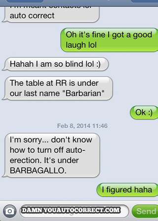 iphone typos funny