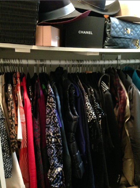 """I am going to put forth a concerted effort to """"shop my closet"""" instead of shopping the sales racks every other weekend. I'm e"""