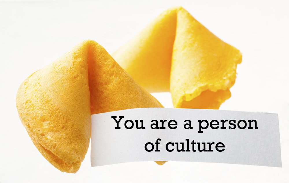 how to put your own message into a fortune cookie