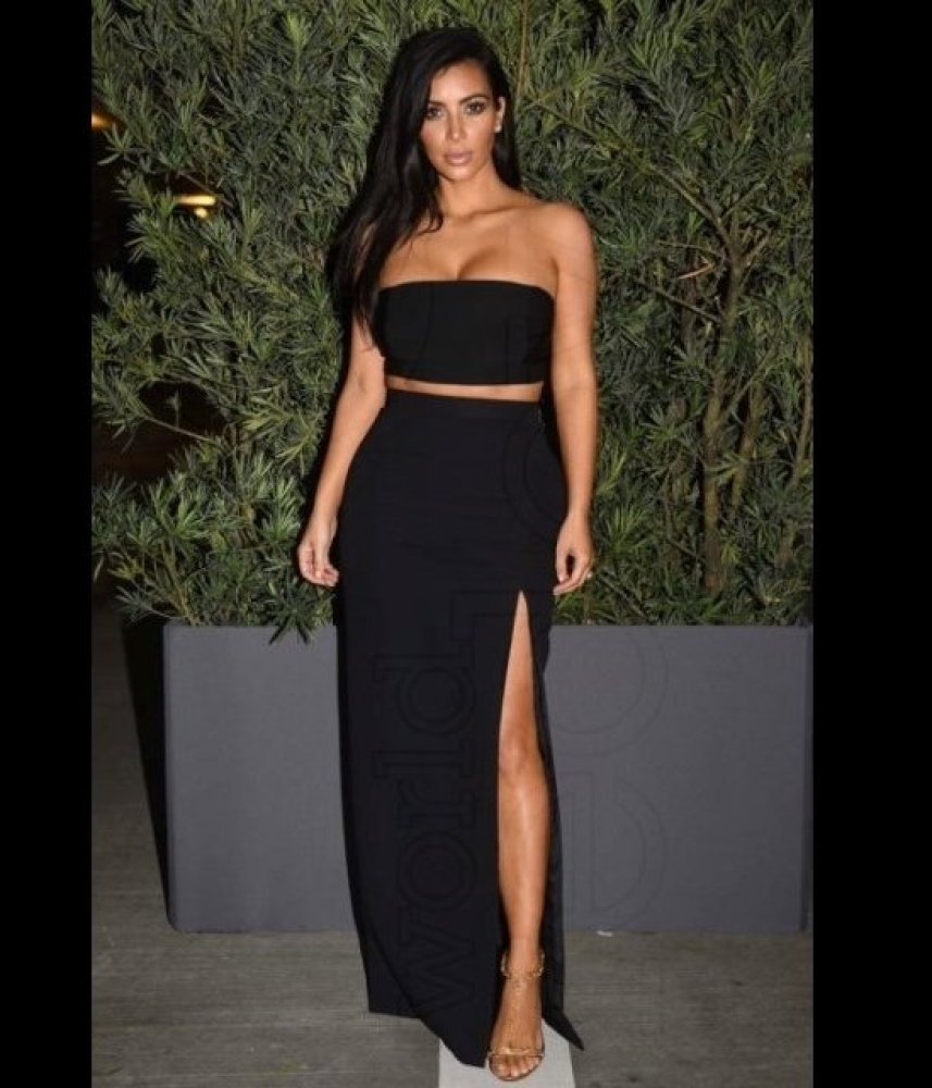 All eyes were on the truly flawless <strong>Kim Kardashian</strong> at <em>PAPER Magazine</em>'s Break the Internet party dur