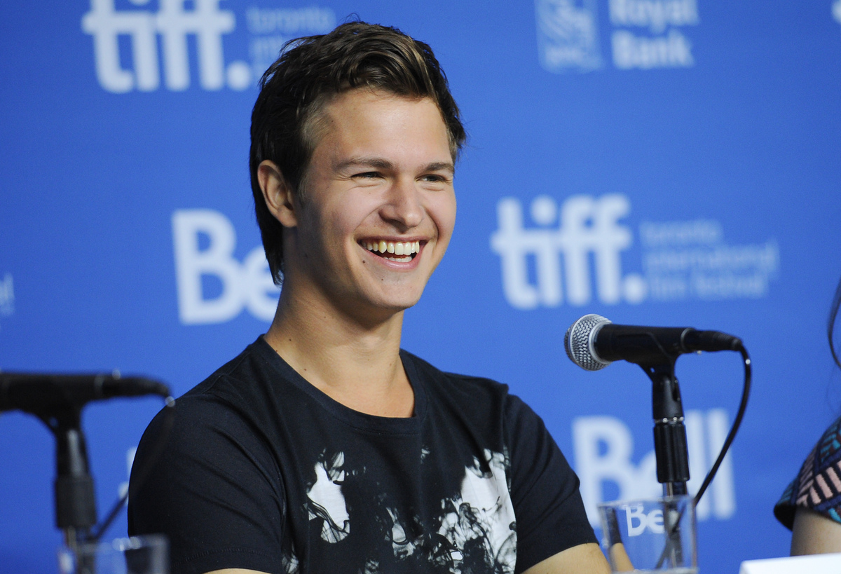"""<strong>2014:</strong> We first met Ansel Elgort in the 2013 remake of """"Carrie,"""" but two stints opposite Shailene Woodley gav"""