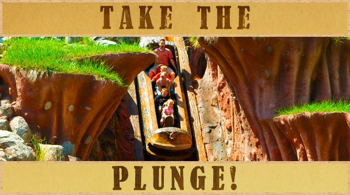 On a warm summer day in the middle of July, 1989, Splash Mountain opened to the public. The log-flume style ride cost a whopp