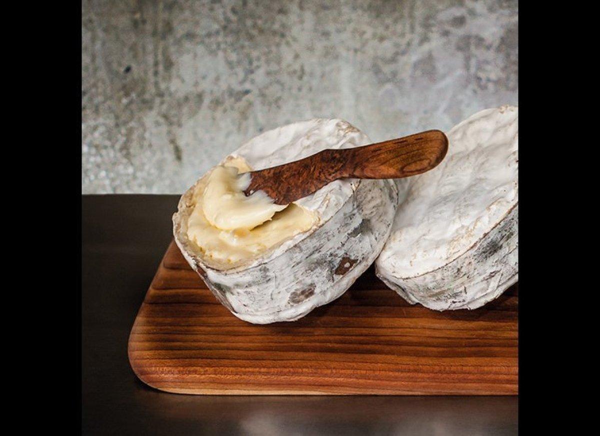 """<strong>See More <a href=""""http://www.foodandwine.com/slideshows/best-artisanal-cheese#!slide=7?xid=PS_huffpo"""" target=""""_blank"""""""