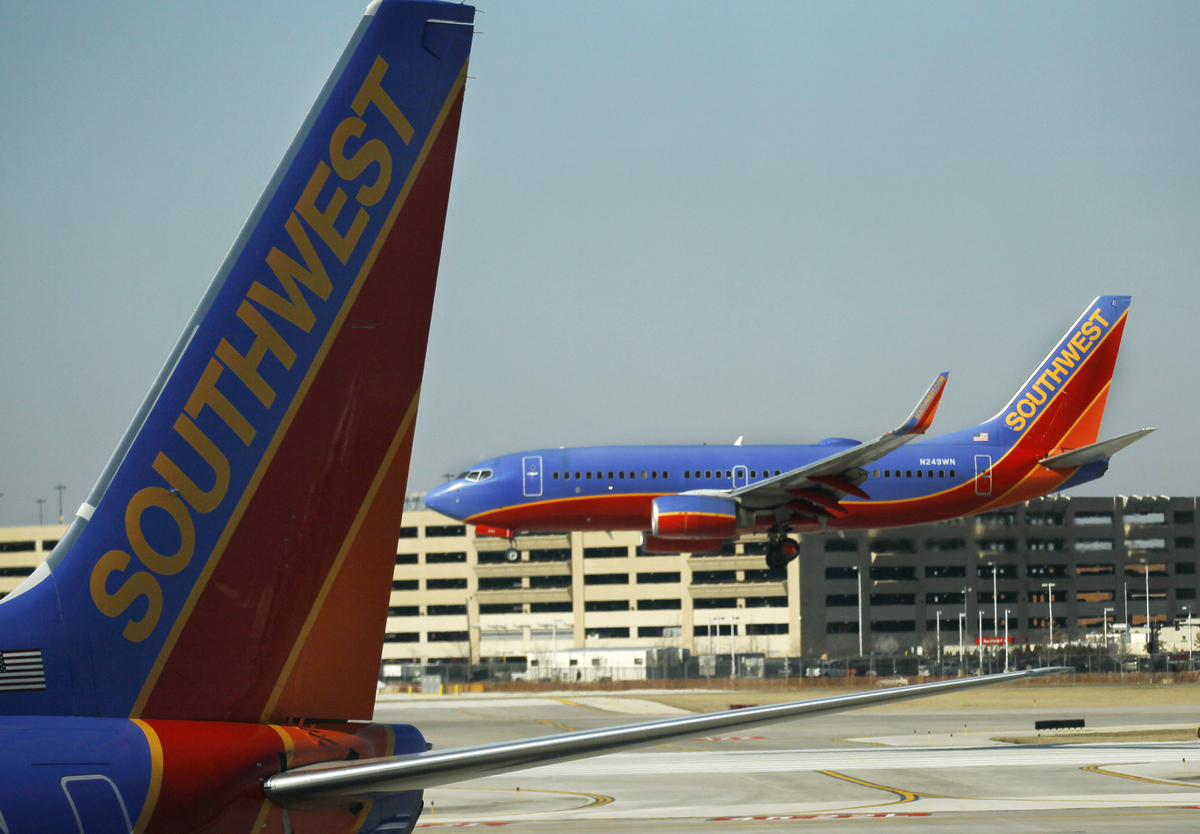 an analysis of the start beginning of the southwest airlines
