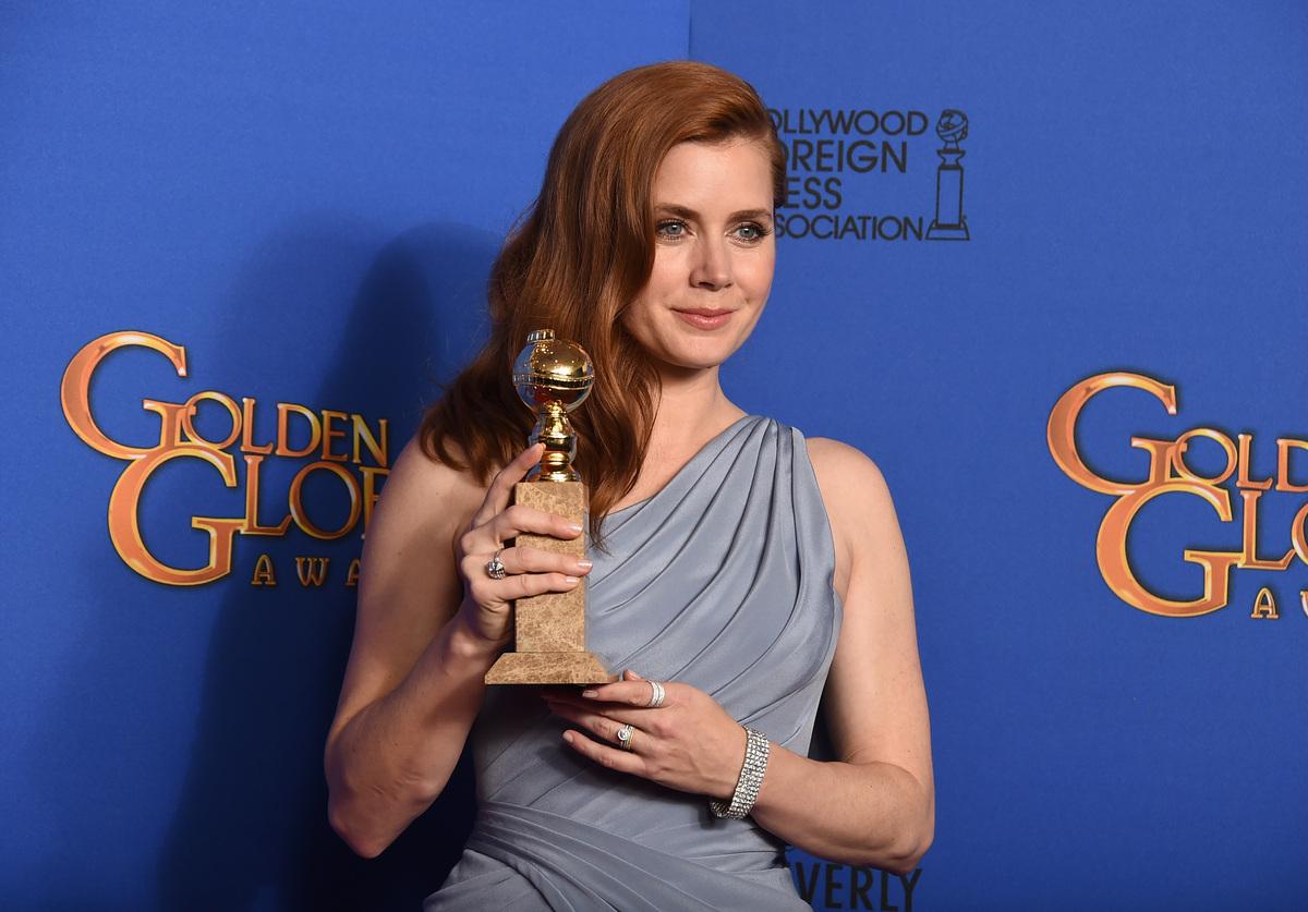 Meilleure actrice cinéma - Comédie ou comédie musicale - Big Eyes