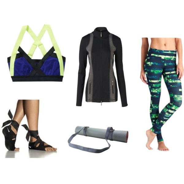 Doing low impact workouts like yoga and Pilates doesn't mean you have to skimp on style. In fact, they are the perfect activi