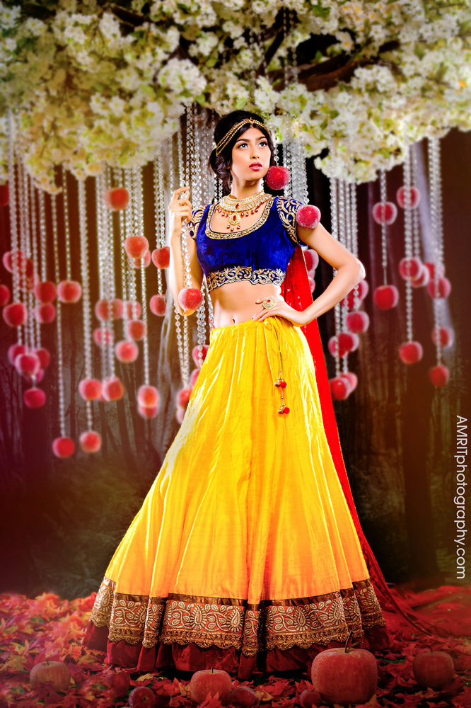 """Photographer <a href=""""http://amritphotography.com/"""" target=""""_blank"""">Amrit Grewal</a>, along with Surrey Indian bridal shop We"""