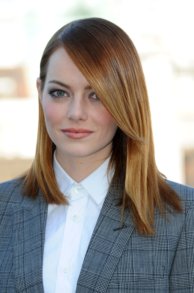 37 emma stone hairstyles to inspire your next makeover huffpost urmus Choice Image