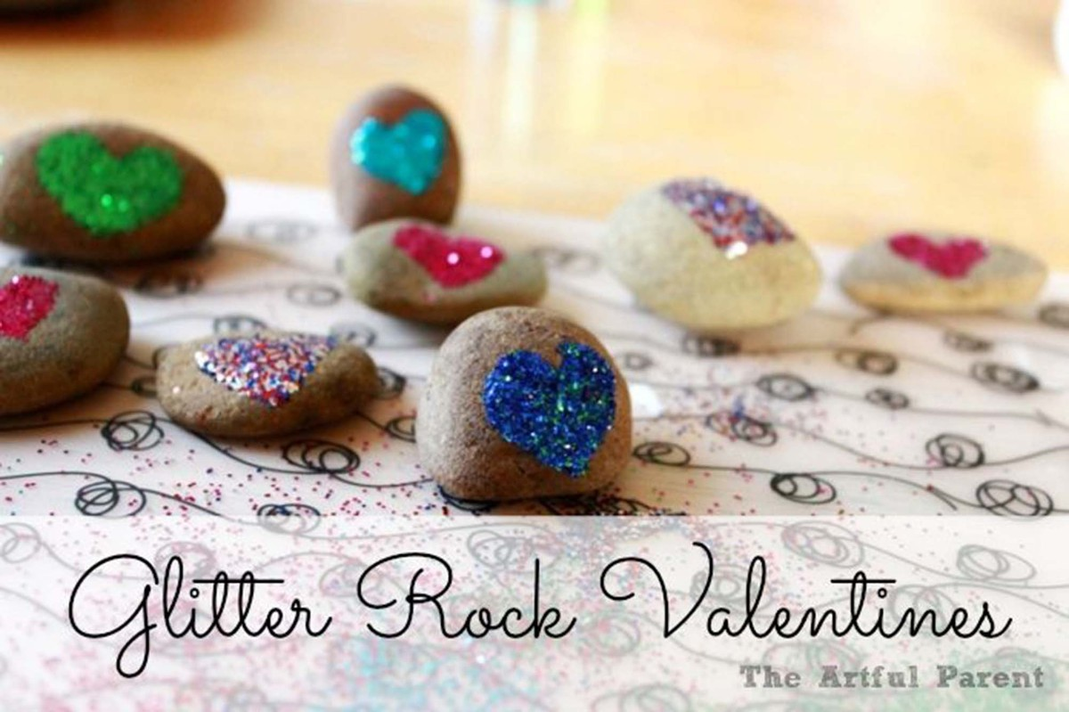 23 Easy Valentineu0027s Day Crafts That Require No Special Skills Whatsoever |  HuffPost