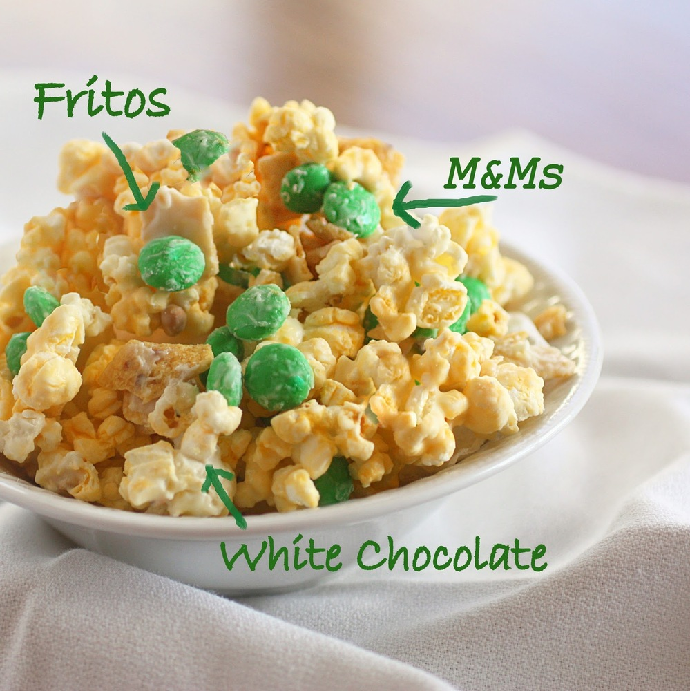 """<strong>Get the <a href=""""http://www.the-girl-who-ate-everything.com/2011/03/white-chocolate-frito-popcorn.html"""" target=""""_blan"""