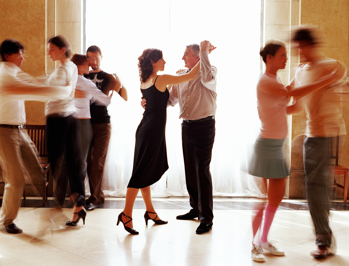 Seniors who danced three to four times a week -- especially those who ballroom danced -- had a 75 percent lower risk of demen