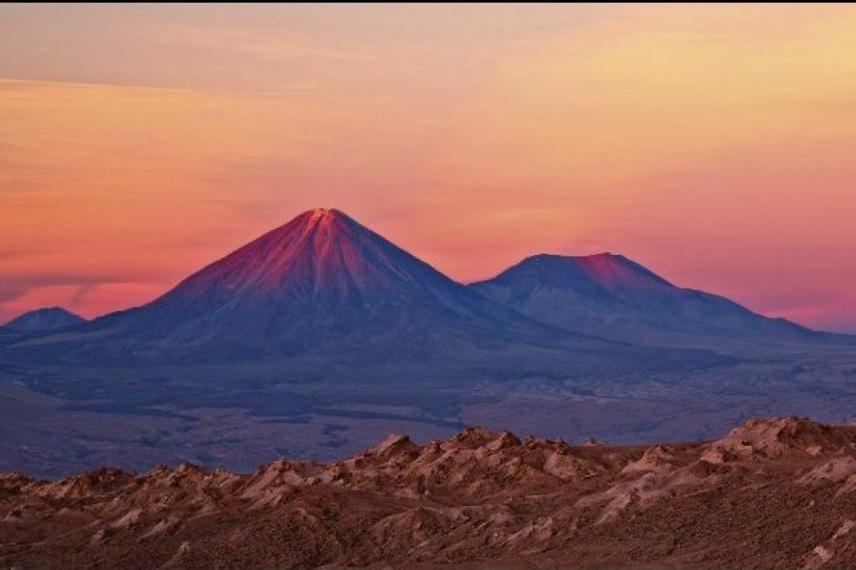 The Atacama Desert, otherwise known as the driest place on Earth, might not seem like an earthly place at all; but the arid l