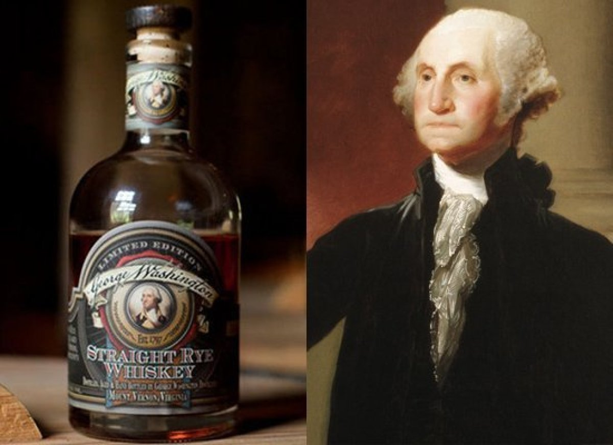 The nation's first president was a non-discriminatory drinker, enjoying everything from Madeira and port to rum and porter. B