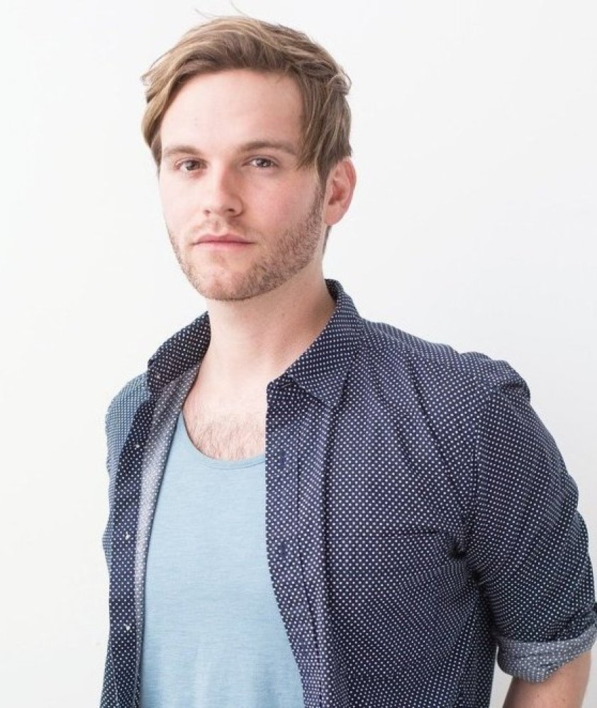 """Van Hansis is the acclaimed three-time Emmy nominee from """"As The World Turns,"""" and the star of LOGO's series """"Eastsiders."""""""