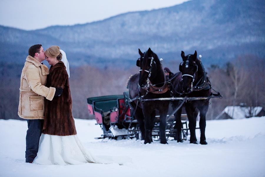 """Meghan and Matt's wedding at The Mountain Top Inn in Chittenden, Vermont."""