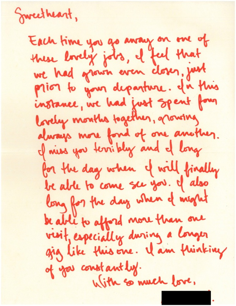 Meet The Romantic Husband Who Has Written His Wife A Love Letter