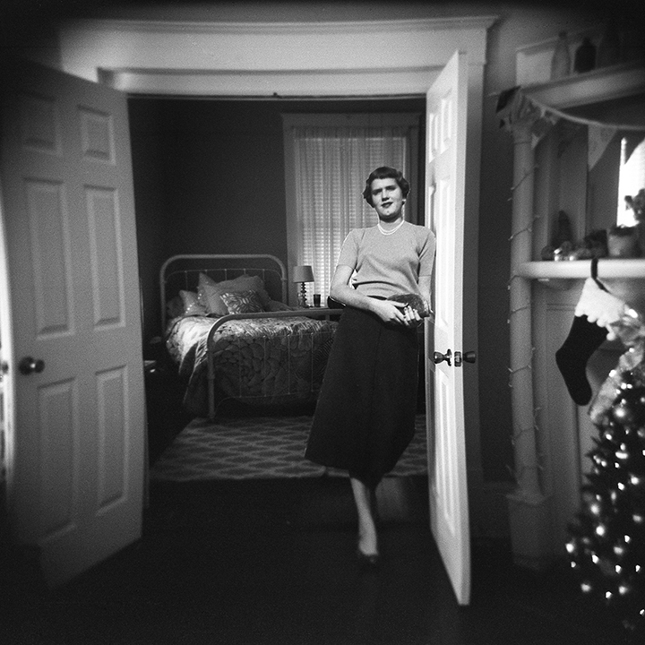 Kristin Karch, Judith in my Apartment, First Prize