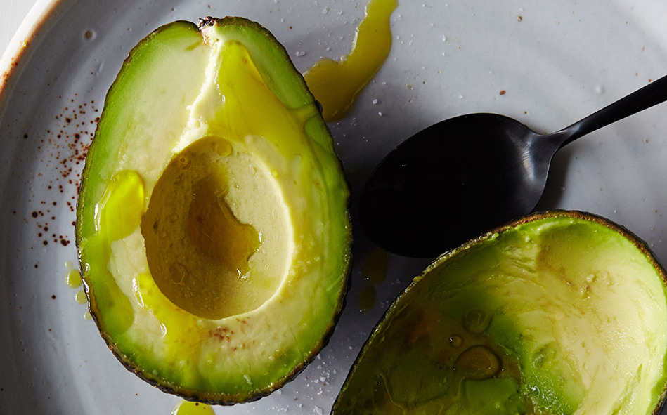 Get away from fruit and grains in the morning -- you don't need that sugar and gluten. A dose of healthy fats will start your