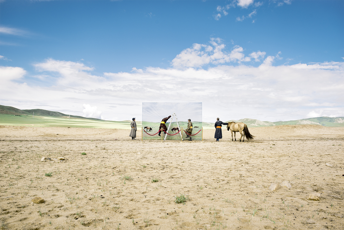 Photos Of Mongolia S Desertification Reveal Shocking