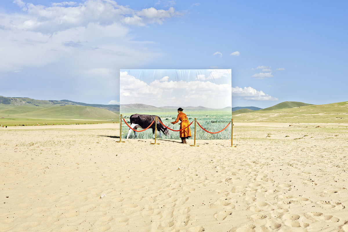 Photos Of Mongolia S Desertification Reveal Shocking